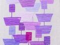 Violett armada I